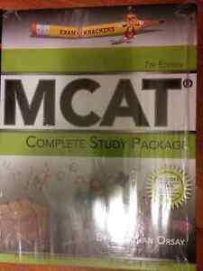 MCAT ExamKrackers 7th Ed. FULL SET OBO