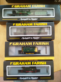 Used, N scale trains for sale  Darlington, County Durham