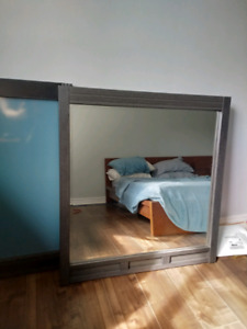 Large mirror - made in Italy