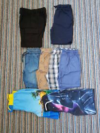 5-6 yrs old boys shorts bundle