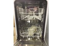 Indesit slim white Dishwasher