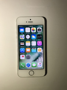 Apple iPhone 5S - 16GB - White Silver - Telus/Koodo