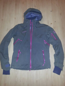Women Shell Jacket Large Norrona Goretex 3L