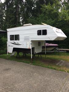 Adventurer 810WS camper $9900