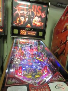 PINBALL ELVIS GOLD West Island Greater Montréal image 10