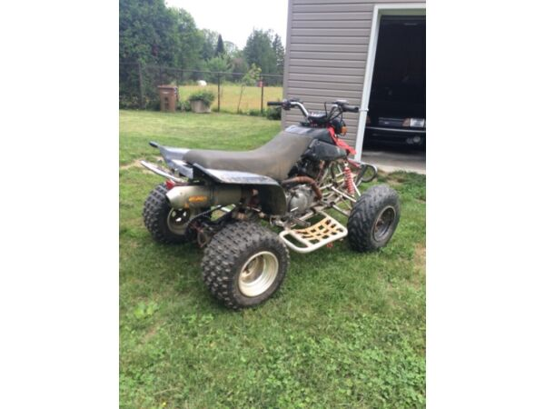 Used 2003 Yamaha warrior