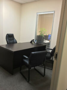 Fully furnished office room available