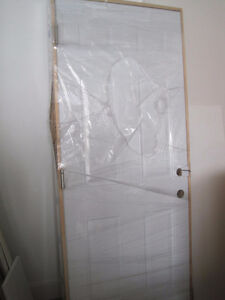 New Dorplex steel door for sale
