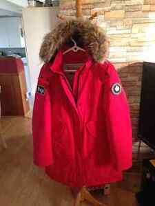 Manteau d'hiver de marque Toboggan