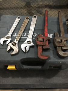 tools ( wrenches )