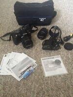Olympus 520 camera