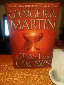 Game of thrones - A feast for crows