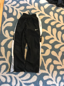 Lined Youth Nike Pants, size 10