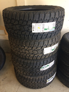Toyo Discount AT MT Tires 265/75R15 265/70R17 245/75R16 more