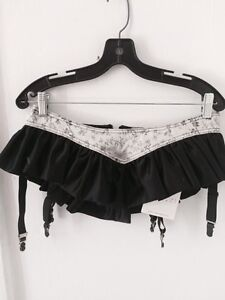 High-end quality garter belt, fetish, Gothic, new with tags
