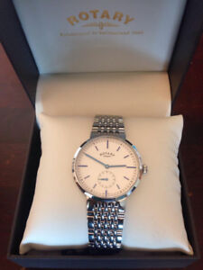 """Brand New"" Men's Watches for Sale - Rotary, GUESS & More!"