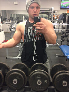 """""""THINKING"""" about going to the gym burns between 0 & 0 calories! Stratford Kitchener Area image 4"""