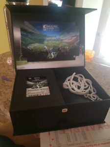 Saskatchewan roughriders season tickets