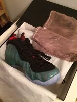 Nike air foamposite one gone fishing sz 10.5 and 11