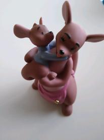 Pooh & Friends Kanga with Roo figurine