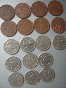Selling My Barbados Coin Collection
