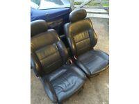 Calibra leather seats heated. Cavalier. Astra. Corsa
