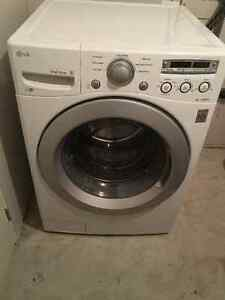 LG Frontal washer/Laveuse Frontal LG -Juin/June