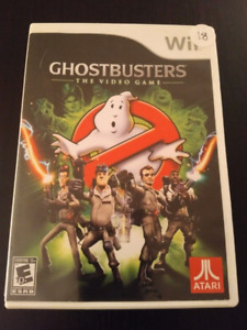 Ghostbusters for Nintendo Wii