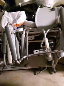 Commodes, lifts, bed rails
