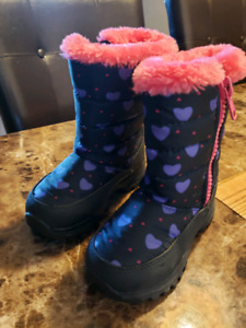 Girle Winter boots size 10