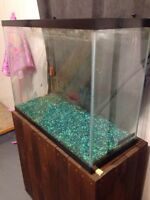 35 gallon fish tank aquarium