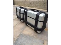 Givi PANNIERS AND TOP BOX