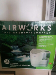 Airworks Buy Or Sell A Heater Humidifier Or