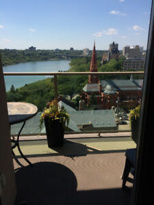 Downtown Riverfront Condo For Sale