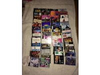 Collection of CD's over 60 titles