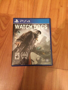 WATCHDOGS FOR PLAYSTATION 4 (PS4)