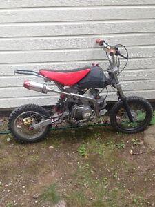 Pitbike 125 cc ytx