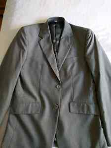Le Château three piece men's pin striped suit