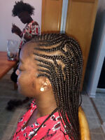 coiffure Africaine/ African Hairdressing