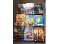DVDs or DS bundle