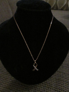 Pendant & Chain with Swarovski Crystals *NEW*