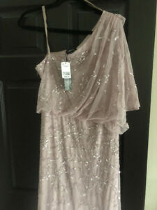 brand new with tags evening gown dress