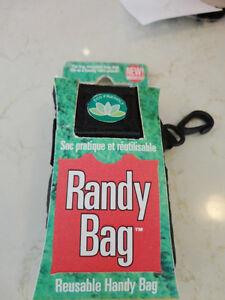 Six Brand New Randy Bag Foldable Back Packs - $4.00 each Kitchener / Waterloo Kitchener Area image 4