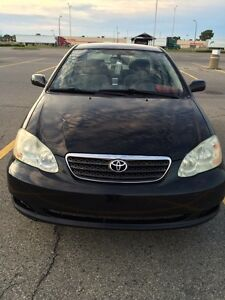 Toyota Corolla 2005 excellent condition