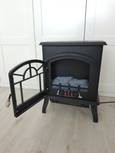 Small Electric Fireplace / Heater