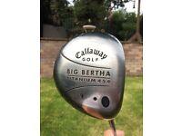 Callaway Big Bertha Driver