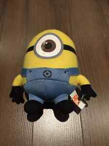 MINION!  Cute Minion Stuffy for sale - great Christmas gift!