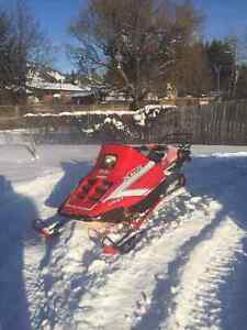 snowmobile..immaculate condition