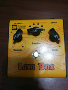 Pedals.  Trade for Traynor Dynagain 15r