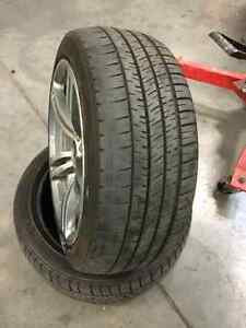 FS: Used 5x120 17x* et35 BMW M6 Rep Wheels. Cambridge Kitchener Area image 5